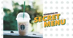 10 Simple Starbucks Secret Menu Drink Recipes You Can Try Here