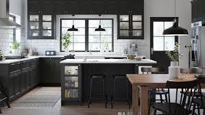 leitfaden schwarze küche im klassischen stil ikea deutschland