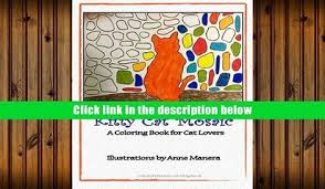 Download PDF Kitty Cat Mosaic A Coloring Book For Lovers Anne Manera Ipad