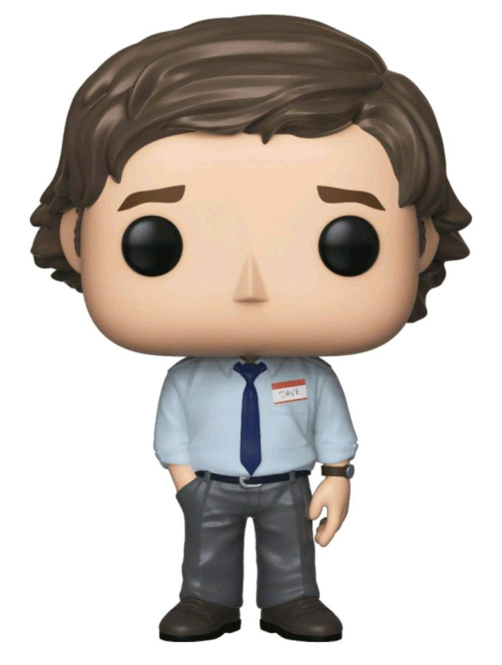 Funko Pop TV: The Office Jim Halpert Vinyl Action Figures