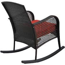Mainstays Cambridge Park Wicker Outdoor Rocking Chair Mainstays Cambridge Park Wicker Outdoor Rocking Chair Folding Plush Saucer Multiple Colors Walmartcom Mahogany With Sling Back Natural 6 Foldinhalf Table Black Patio White Solid Wood Slat Brown Shop All Chairs