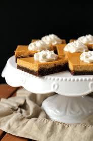 Pumpkin Cheesecake Gingersnap Crust Bon Appetit by Gingersnap Pumpkin Cheesecake Bars