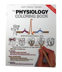 KAPIT MACEY MEISAMI The Physiology Coloring Book