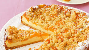 aprikosen käse kuchen rezept