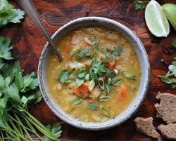 Haitian Pumpkin Soup Vegetarian by Liberation Soup Soup Joumou U2013 Petit World Citizen