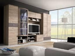 details zu wohnwand grenada design tv lowboard vitrine wohnzimmer anbauwand led neu