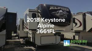 100 Keystone Truck Accessories 2018 Alpine 3661FL Walkthrough Boyer RV Center YouTube