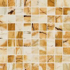 ideamarmo luxury line giallo siena marble mosaic