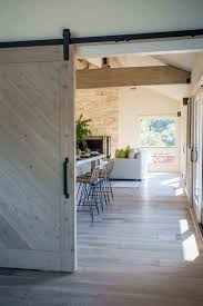Living Dining Area By A Huge Barn Door That Can Be Opened And Closed As Needed Lets Check Out The Dramatic Before After Family Room Reveal