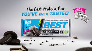 Best Protein Bar: Cookies & Cream – BPI Sports Products - Sports ... Bpi Best Protein Bar Sample Review Page 2 Bodybuildingcom Forums Review The Swolemate Kitchen Amazoncom Oh Yeah One Bars Variety Pack 12 Nobake Chocolate Peanut Butter Recipe Sparkrecipes Worlds Tasting Faest Healthiest Homemade Best Protein Bars Of 2016 Ranked Top Three Junk Foods Inhibiting Weight Loss Dr Terry Simpson Promax Cookies N Cream 12pack Sports What Is The Bar In 2017 Predator Nutrition Top 6 Best Youtube Foodie Bite Smores