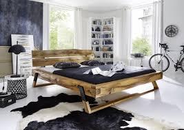 bett doppelbett balkenbett wildeiche massiv geölt balken rustikal versch größen