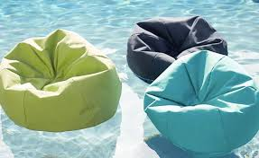 You Can Get A Floating Bean Bag Chair For Your Pool This ... Fluffy Medium Bean Bag Chair Turquoise And Gold Marble W Filling Water Resistant Pyramid Shaped Outdoor Filled Ipad Tablet Ereader Standturquoise Geometric Twist Light Blue Details About Extra Large Chairs For Adults Kids Couch Sofa Cover Indoor Lazy Lounger Tropical Palms Frgipani Flowers On Background With Filling Showerproof Bright Beanbag With Dandelion Doll 18inch Dolls Uk S
