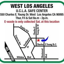 ucla safe collection center 36 reviews recycling center 550