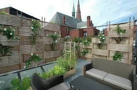 Creative Decoration Patio Privacy Screen Ideas Exciting Patio