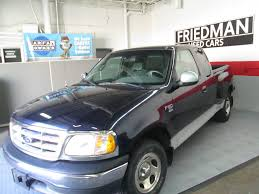 100 Used Ford Trucks For Sale In Ohio 2001 FORD F150 For Sale At Friedman Cars Bedford Heights