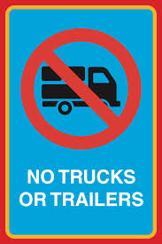 No Trucks Or Trailers Print Picture Driveway Street Road Business ... This Sign Says Both Dead End And No Thru Trucks Mildlyteresting Fork Lift Sign First Safety Signs Vintage No Trucks Main Clipart Road Signs No Heavy Trucks Day Ross Tagg Design Allowed In Neighborhood Rules Regulations Photo For Allowed Meashots Entry For Heavy Vehicles Prohibitory By Salagraphics Belgian Regulatory Road Stock Illustration Getty Images