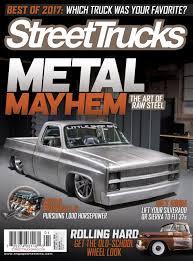 100 Custom Trucks Magazine Street January 2018 Subscriptions Pocketmags