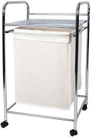 vetrineinrete wagen für die wäsche wäschekorb mit rollen