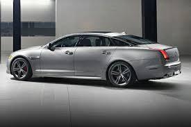 2014 Jaguar XJ Overview