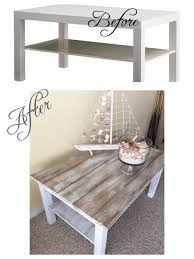 Lack Sofa Table Hack by Ikea Coffee Table Hack Chalk Paint French Linen Dry Brush Pure