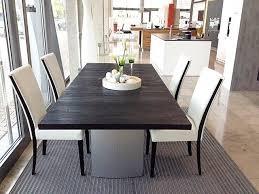 lederstuhl weiß mit schwarzen fuß eßzimmer stuhl bianco leder