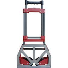 Ironton Folding Hand Truck — 150-Lb. Capacity | Northern Tool + ... Shop Hand Trucks Dollies At Lowescom Milwaukee Collapsible Fold Up Truck 150 Lb Ace Hdware Harper 175 Lbs Capacity Alinum Folding Truckhmc5 The Home Vergo S300bt Model Industrial Dolly 275 Cosco Shifter 300 2in1 Convertible And Cart Zbond 2 In 1 550lbs Stair Orangea 3steps Ladder 2in1 Step Sydney Trolleys Best Image Kusaboshicom On Market Dopehome Amazoncom Happybuy Climbing 420 All Terrain