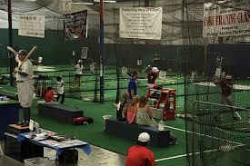 Indoor Batting Cages Centerfield Baseball & Softball Academy