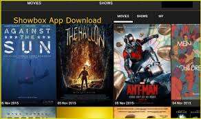 showbox app for android showbox app on android