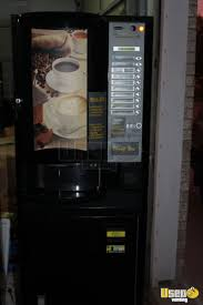 Zanussi Brio 250 Coffee Vending Machine For Sale In Pennsylvania
