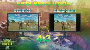 100 Resolution 4 Fortnite 3 Tutorial MEILLEUR RESOLUTION 2