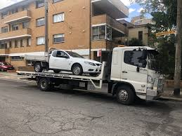 100 Falcon Trucking Towing A Ford Ute From Flood Street Bondi To Alexandria If
