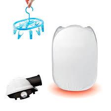 séchoir linge chauffant 44 99 sèche linge electrique portable mobile