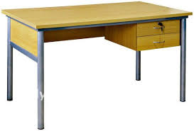 bureau enseignant enseignant en bois bureau bureau enseignant
