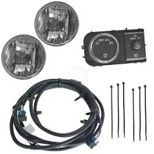 OEM 19157652 Driving Fog Light Kit For Cadillac Chevy GMC Truck SUV ... 3 Inch Round 12w Led Fog Light Tractor 6000k Spot Xuanba 6 70w Cree Led Work For Atv Truck Boat Amazoncom Chevy Silverado 99 02 Tahoe Suburban 00 05 0405 Ford Ranger Pickup Set Of Lights Everydayautopartscom Driver And Passenger Lamps Replacement For 18w Car Styling Driving Fog Light Lamp Offroad Car Pickup Morimoto Xb Ram Vertical Winnipeg Hid Front Bumper Spot Lamp Nissan Navara D40 01 03 04 06 Toyota Tundra Universal 70mm Fogs Complete Housings From The
