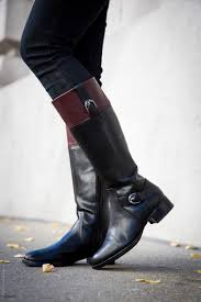 fall series casual riding boots