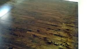 Purchased A 4 Room Apartment That Required Serious Resurfacing And Refinishing Of The Maple Hardwood Floors Got Number Quotes Midwest Was