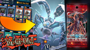 best relinquished deck yugioh duel links toon world new pack