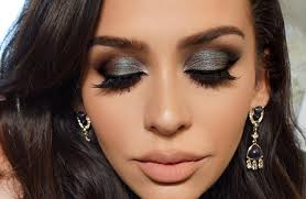 Youtube Carli Bybel Halloween by Neutral Makeup Look Winged Liner Fishtail Braid Makeup Look