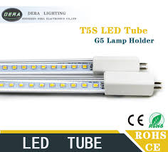 2piece 8w 9w 2ft t5 led g5 built in driver fluorescent replacement