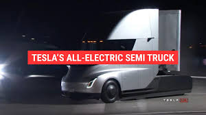 100 How Much Is A Semi Truck This Is What The Tesla Acceleration Sounds Like Utoblog