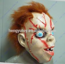 Chucky Halloween Mask by Sideshow Chucky Doll Mask Horror Figure Latex Mask Buy Chucky