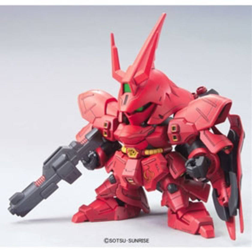 Bandai BB #382 Sazabi Action Figure