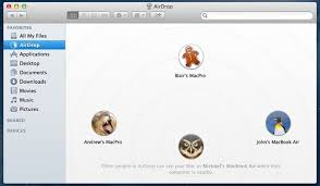 iOS 7 May Include AirDrop Wireless File Sharing Capabilities Mac