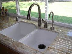 white ceco cast iron kitchen sink we included a two compartment