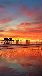 1080x1920 Huntington Beach California Wallpaper