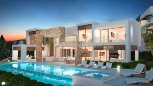 100 Modern Villa Design La Cerquilla Contemporary Lifestyle