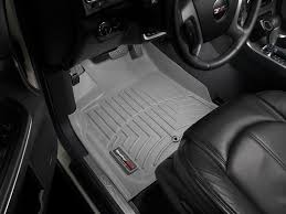 Chevy Traverse Floor Mats 2015 by Weathertech Floor Mats Floorliner Para Chevy Traverse Com Baldes