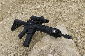 Gear Review Streamlight TLR 1 on a Rifle The Truth About Guns