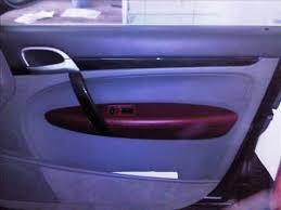 refaire un interieur de voiture garniture auto general