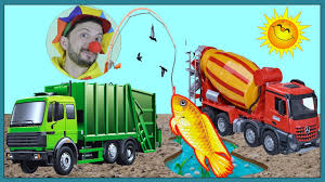 Funny Clown Bob Fish For Kids | Construction Vehicles Concrete Mixer ... Mercedesbenz Arocs 2636 Garbage Truck Mllwagen Bio Tonne Videos Youtube Rear Loader Guidelines North Port Fl Trucks Bodies For The Refuse Industry With Waste Management Labrie Cool Hand Split Body Youtube Toy Garbage Trucks At The Landfill Toy Factory For Kids Toddlers Road Rangers Frank Song Ep 14 George Channel How To Draw A Gallery 20 Images Toy Garbage Truck Collection